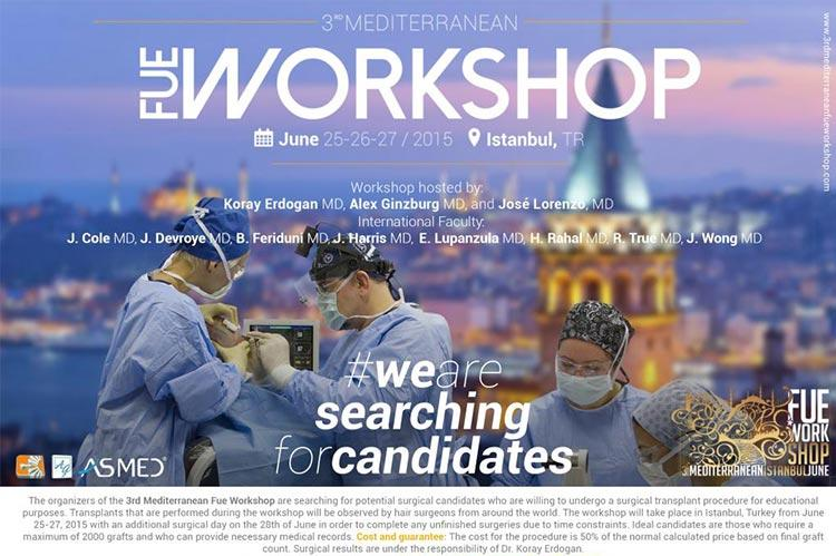 workshop istanbul