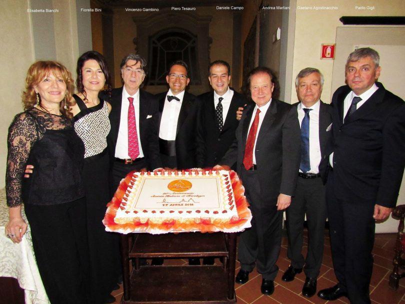 20esimo anniversario della Societa Italiana di Tricologia