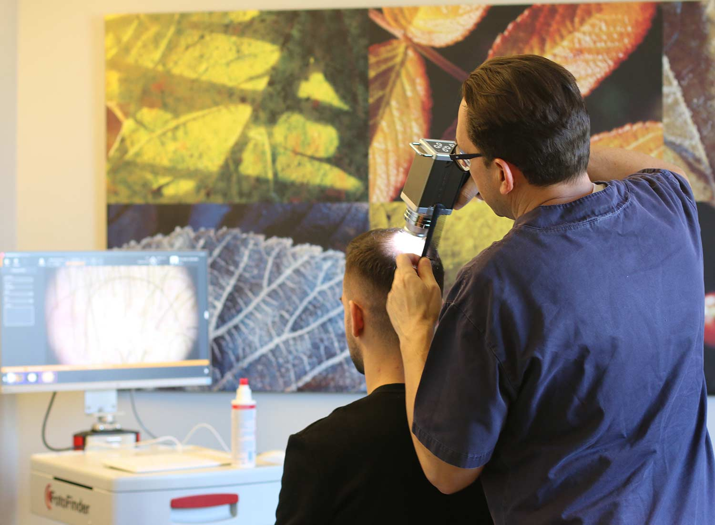 terapia medica trapianto capelli