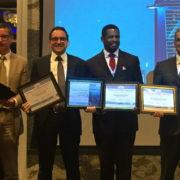 Premiazione Tesauro Dubai