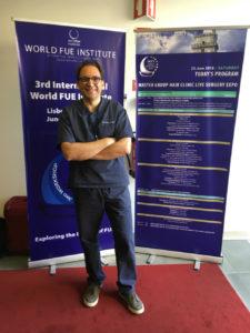 Dottor Tesauro WFI Lisbona